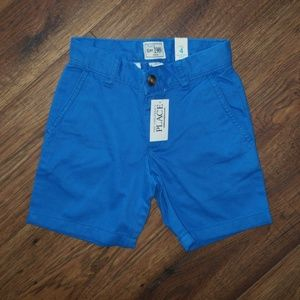 THE CHILDREN'S PLACE | NWT | SHORTS | SIZE 4